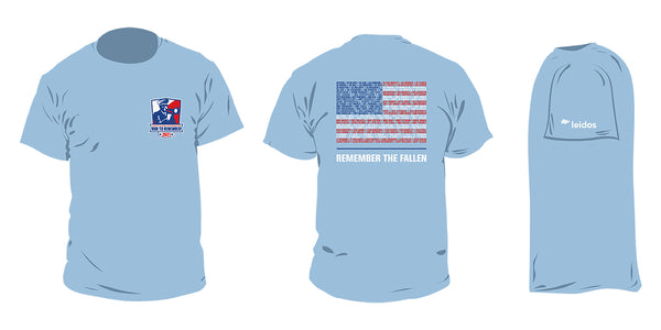 2021 Run to Remember T-Shirt