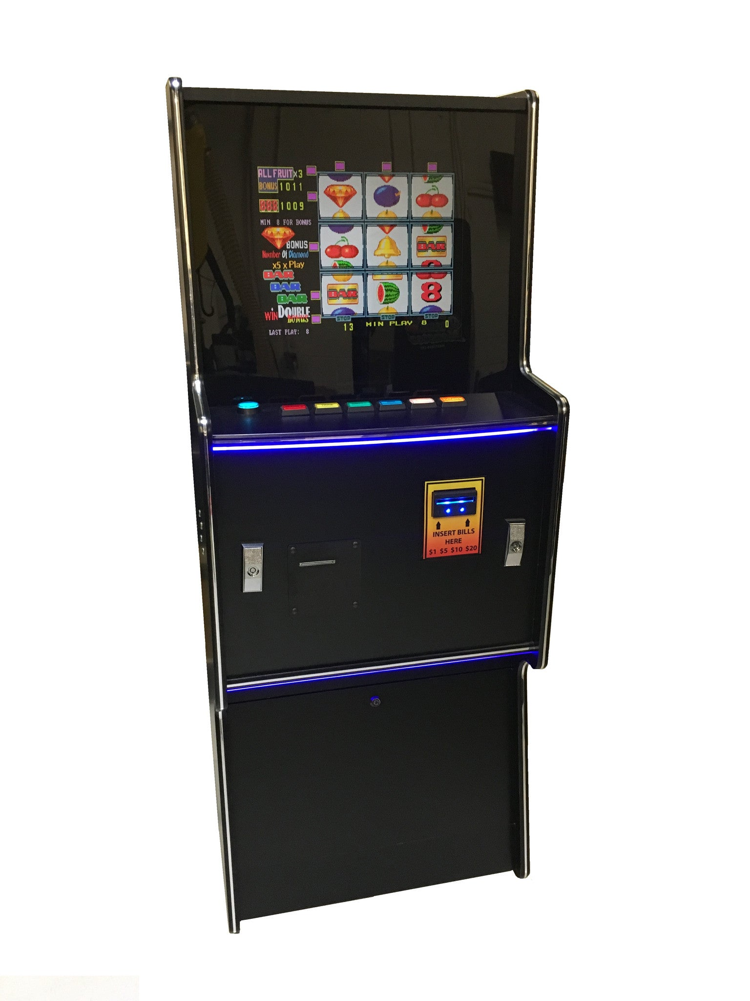 Cherry Master / 8-Liner Board Ready Cabinet