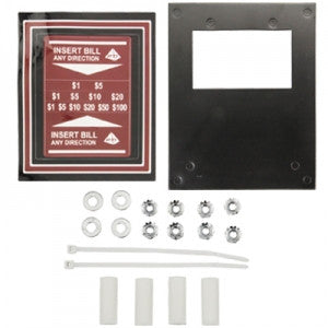 Pyramid Validator Mounting Kit with Label