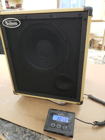 RS110 Bass Cabinet