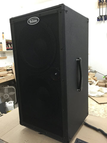 RS212 Bass Cabinet