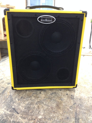 "RS28 Bass Cabinet 2 8"" speaker bass cab"