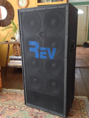"RS88T Bass Cabinet ""The Baby T"""