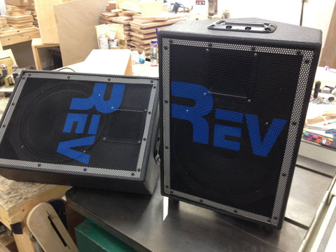 RS110M Stage Monitor