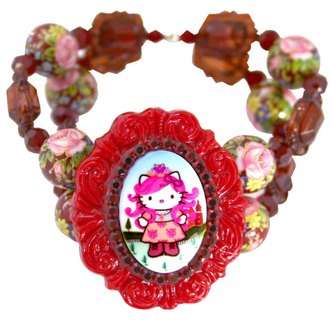Kitty Doll Cuff