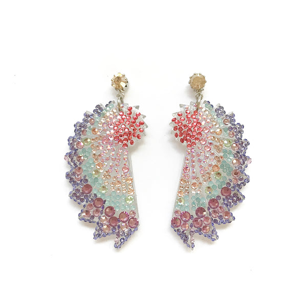 Phoenix Drop Earring
