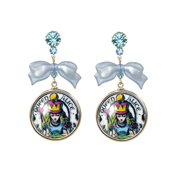 Alice Queen Earrings