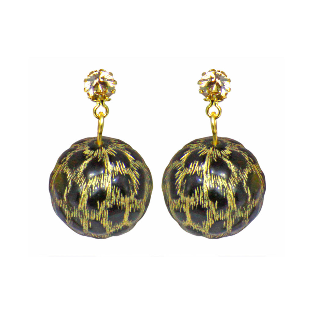 Cheetah Queen Earrings