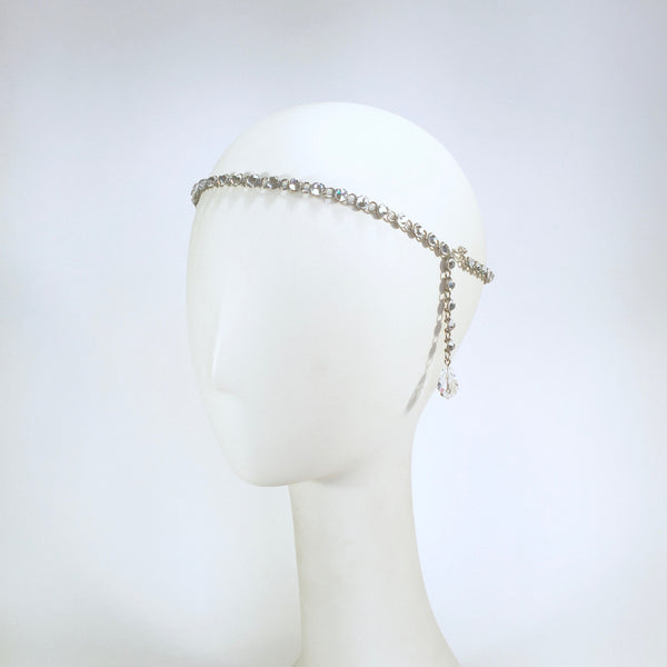 Speakeasy Lariat & Hair Chain