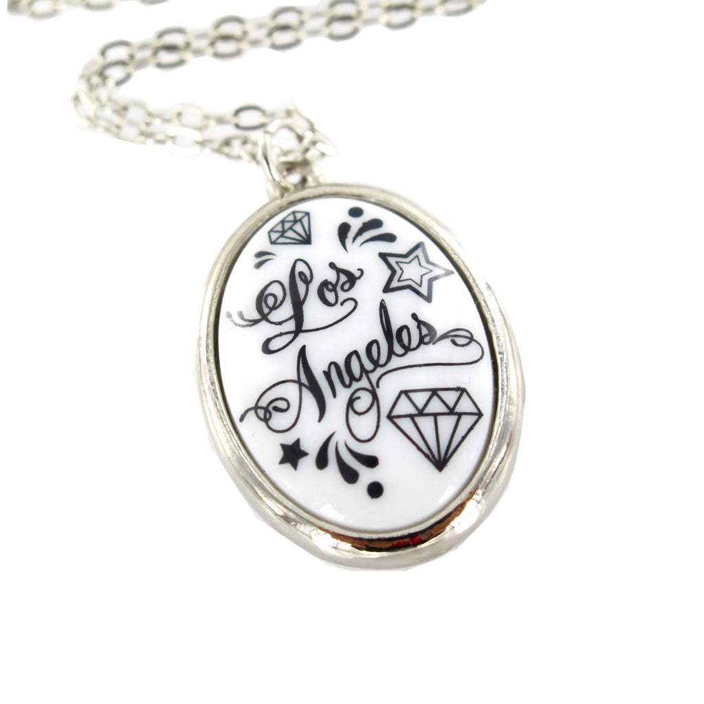 """Los Angeles"" Necklace"