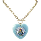 Alice Heart Necklace