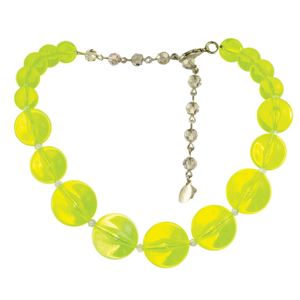 Lady Neon Necklace