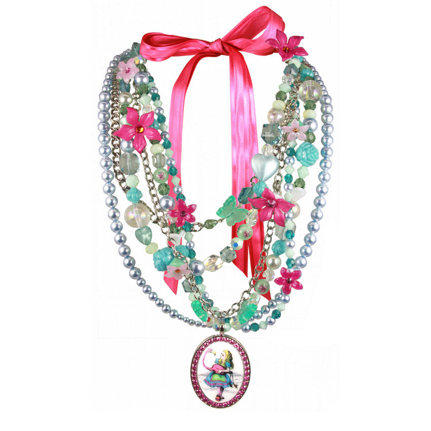 Flamingo Couture Necklace