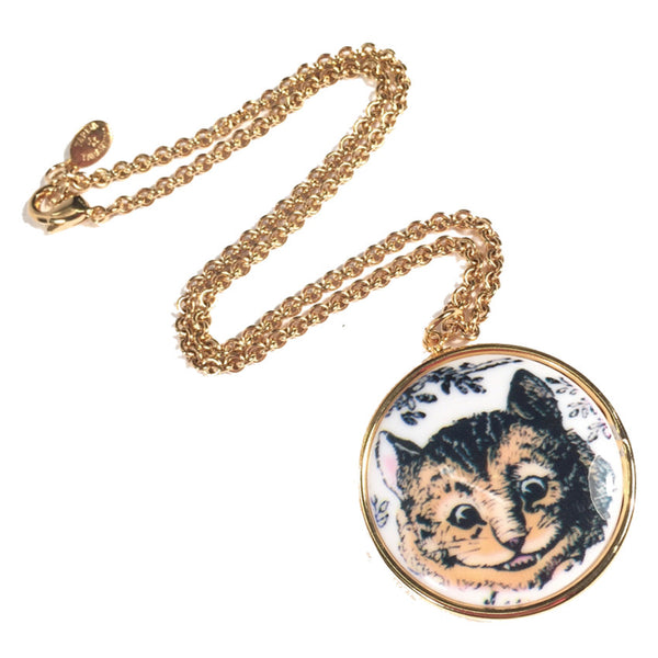 Cheshire Pendant Necklace
