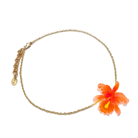 HotHouse Orchid Choker