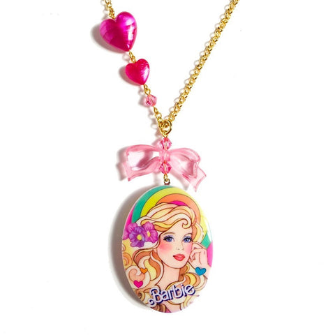 """Superstar Heart"" Necklace"