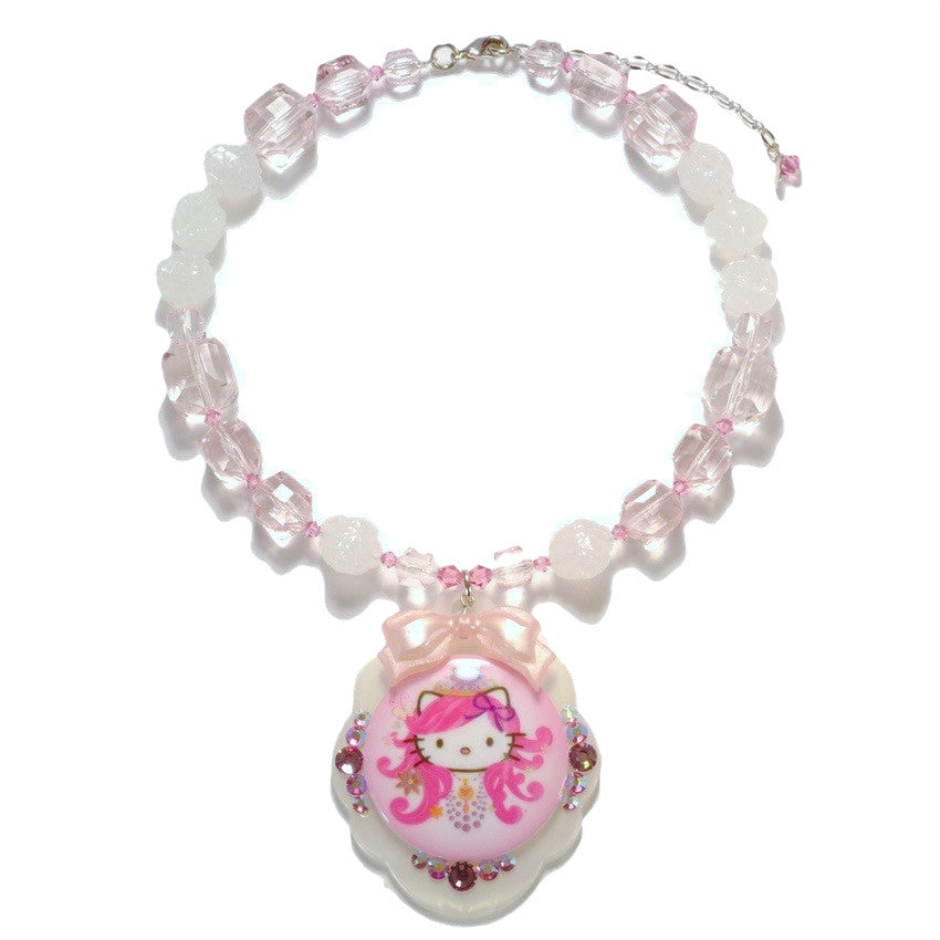 Kitty Nouveau Necklace