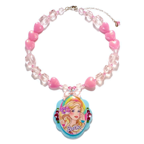 Superstar Barbie Baroque Necklace