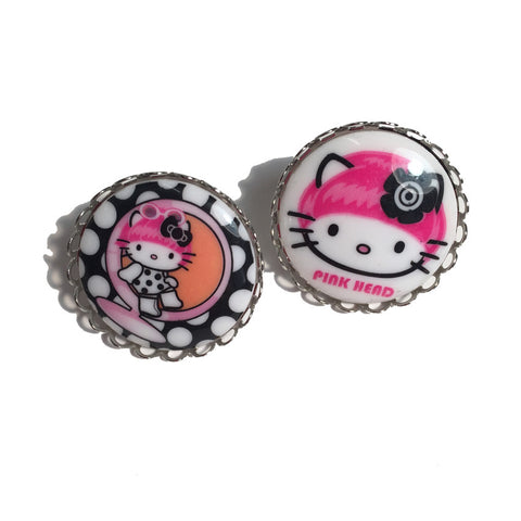 Kitty Pin Set