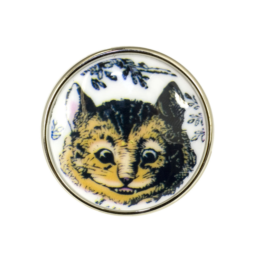 Cheshire Cat Ring