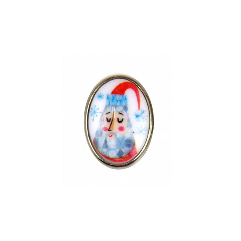 Santa Mini Mod Ring