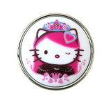 Classic Mod Kitty Ring