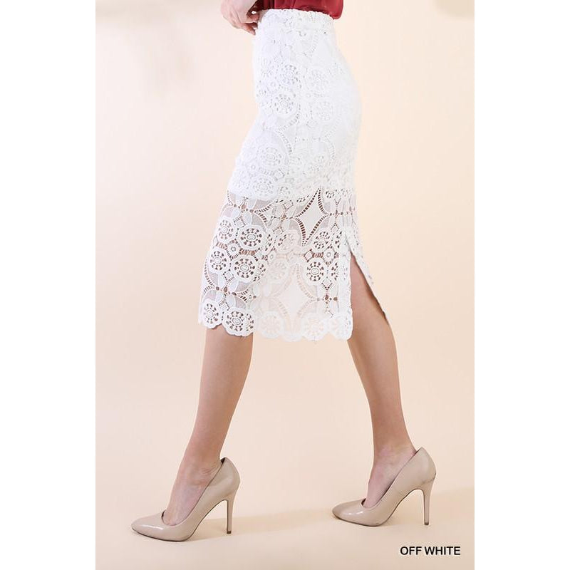 Lots of Lace Skirt