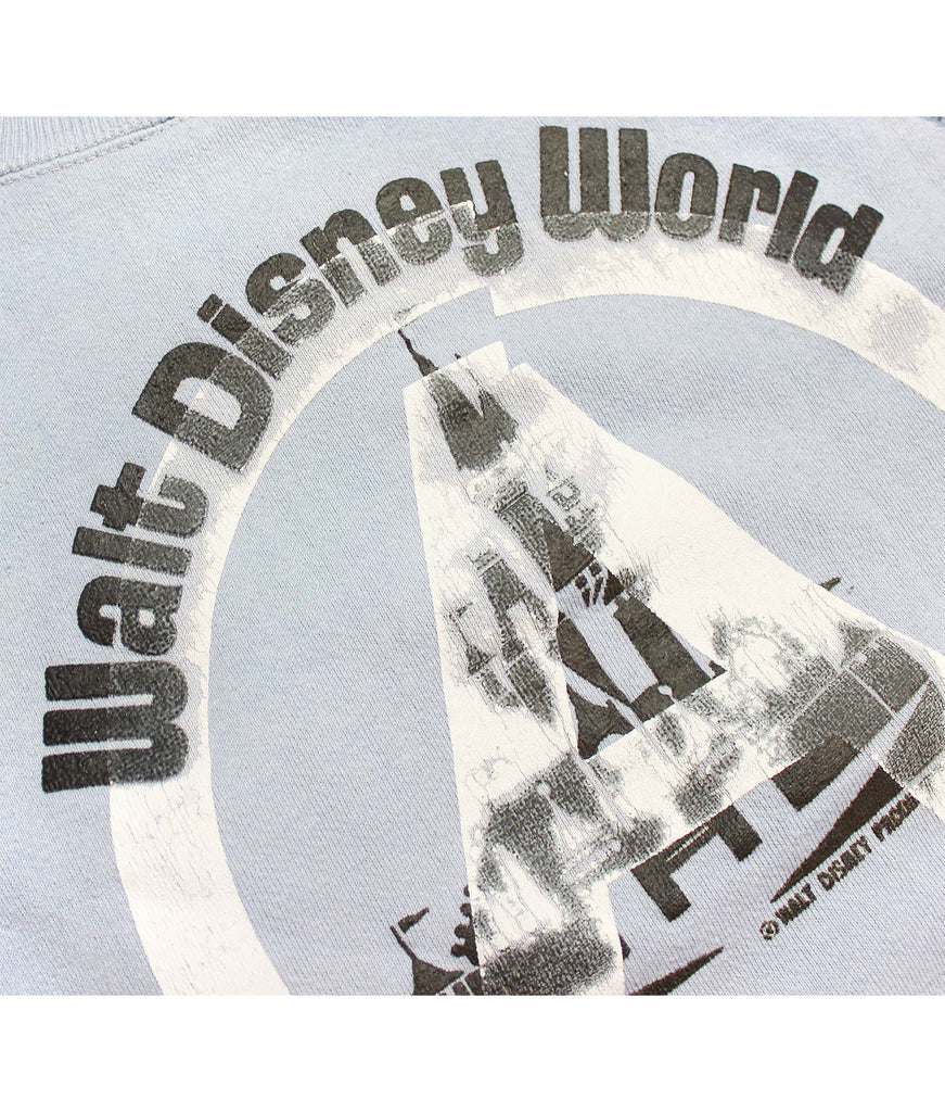 "U.S. ALTERATION // VINTAGE ""WALT DISNEY WORLD"" - CASTLE // S"