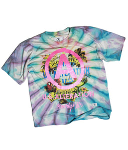 """JIMMY BUFFET 2006"" TIE DYE TSHIRT/ VINTAGE /SHORT SLEEVE/ XL"