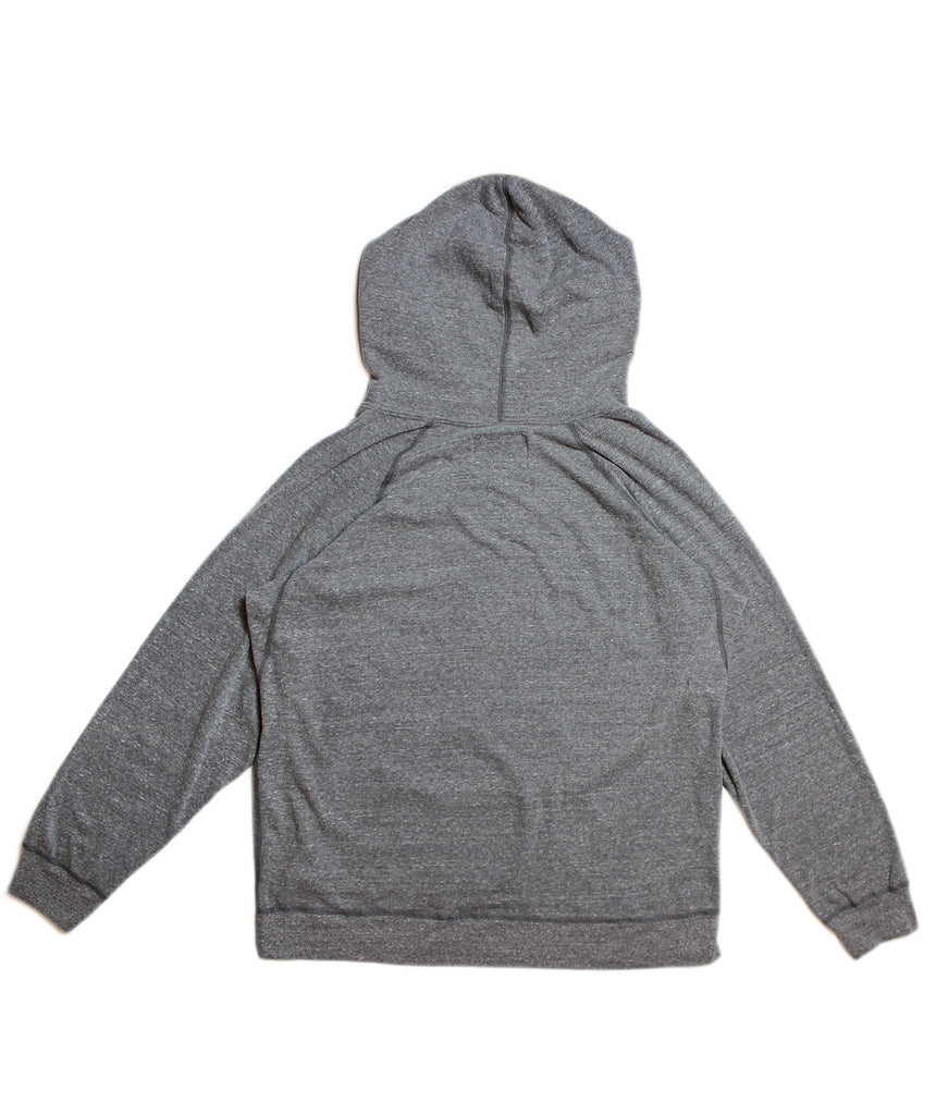 U.S ALTERATION BASIC HOODIE/ HEATHER GREY
