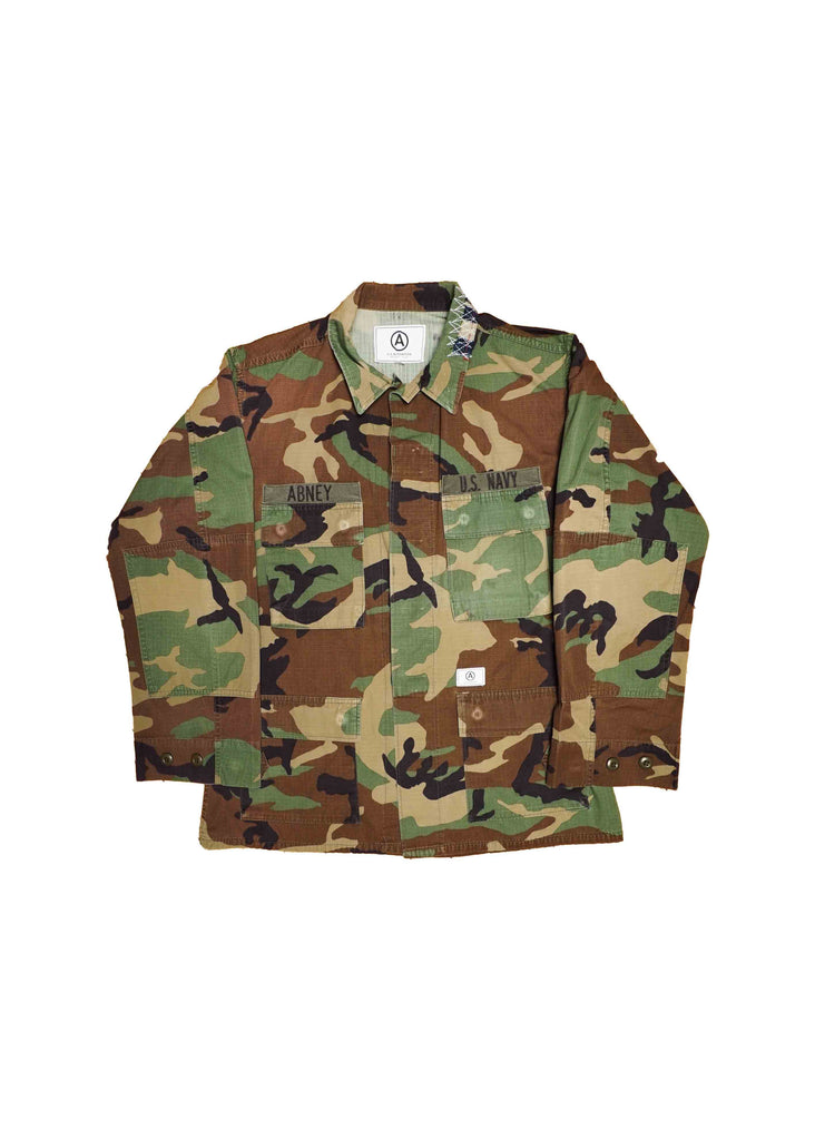 ABNEY // MILITARY JACKET