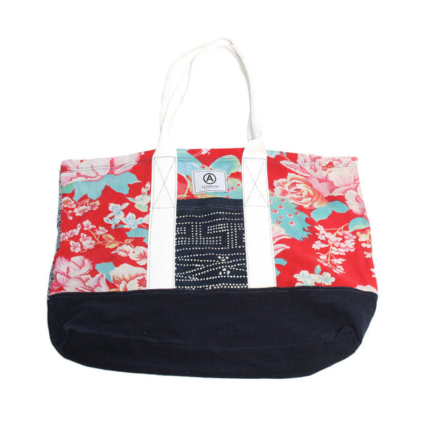 "VINTAGE ""HAWAIIAN SHIRT"" TOTE"
