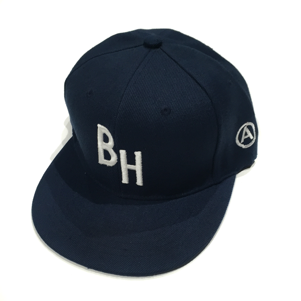 BH Embroidered Baseball Cap