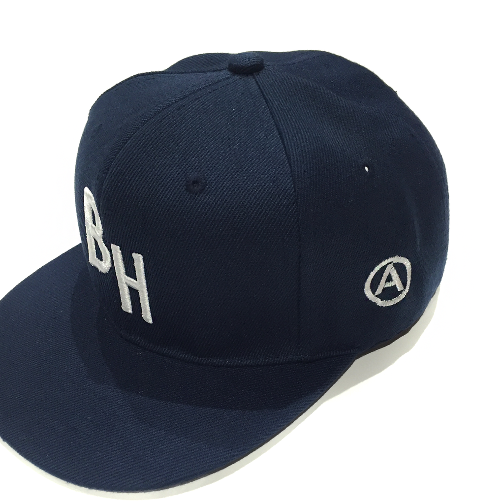 > BH Embroidered Baseball Cap