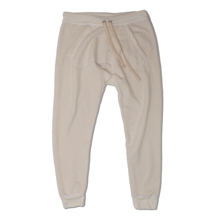 U.S. ALTERATION / UNISEX /NATURAL / SWEATPANT