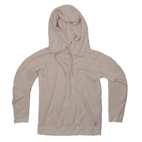 U.S. ALTERATION NATURAL PULL OVER HOODIE