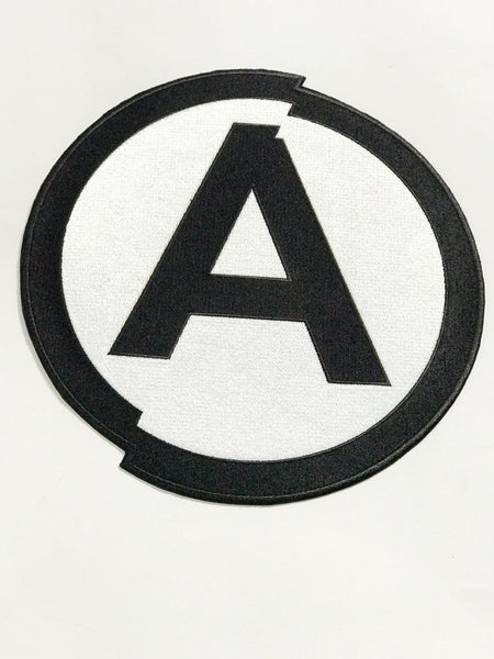 U.S ALTERATION PATCH  9 INCHES