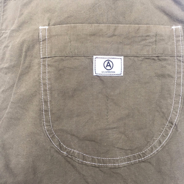 U.S ALTERATION VINTAGE GREEN PANT