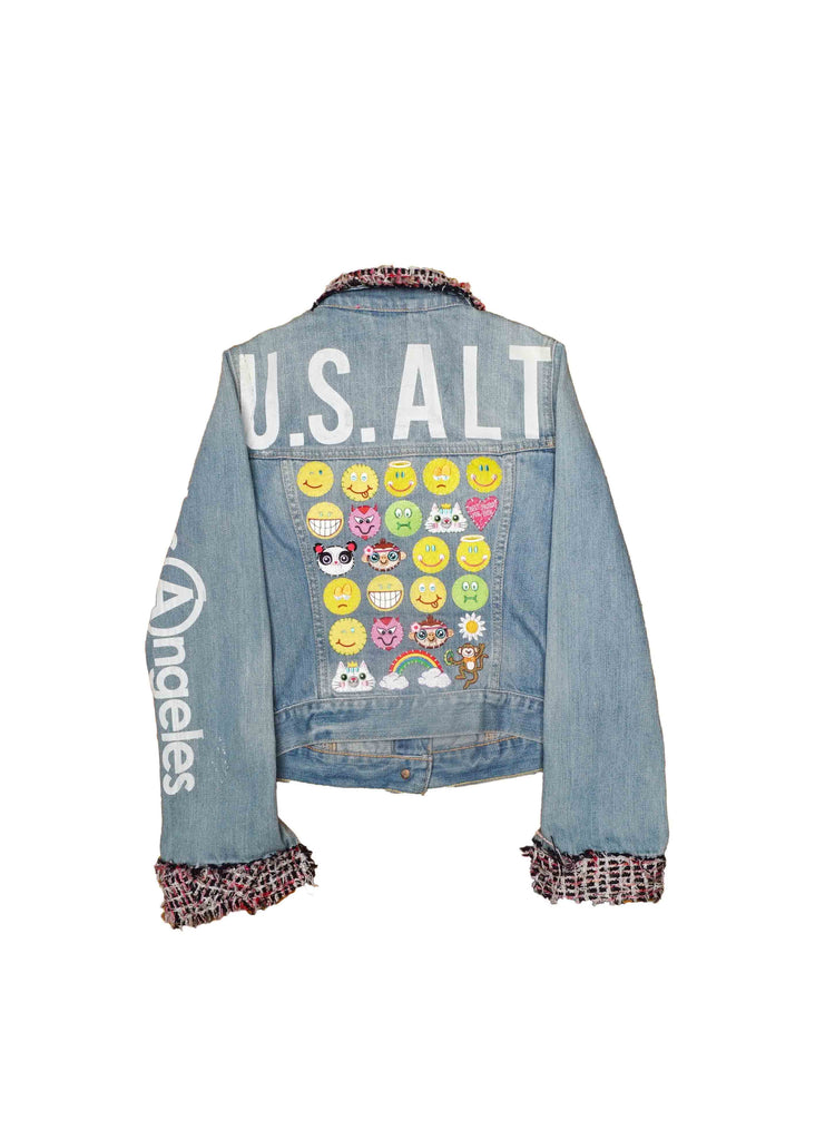 KIDS// DENIM JACKET