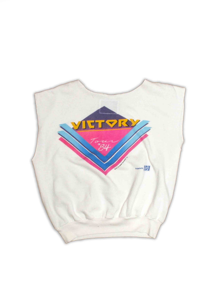 VINTAGE // MICHAEL JACKSON // CUT OFF CREW NECK