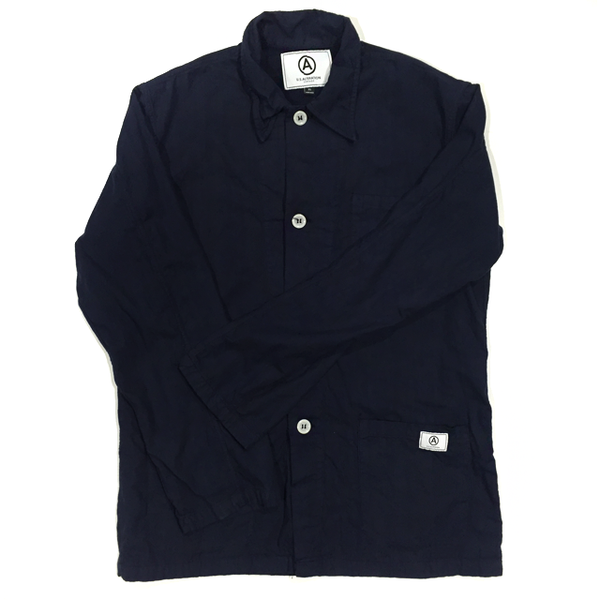 NAVY JACKET / VINTAGE / XL