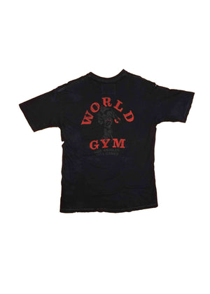 WORLD GYM VINTAGE TEE