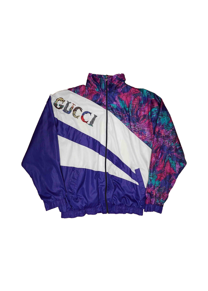 GUCCI // TRACK JACKET // SUIT