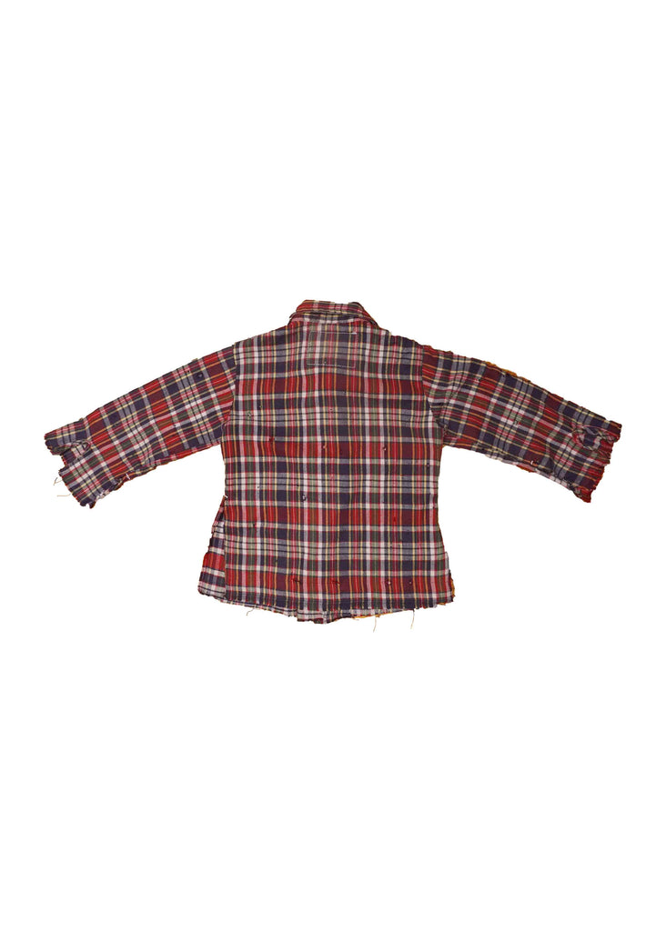 KIDS// RED FLANNEL