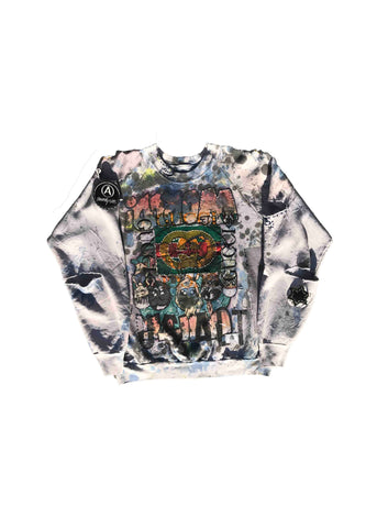 GUCCI X US ALTERATION CREW NECK