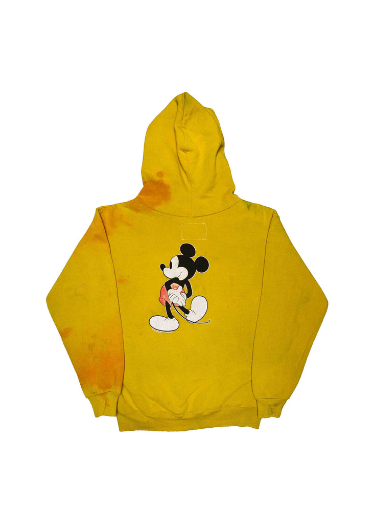 MICKEY MOUSE // HOODIE // S