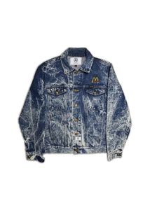 US ALTERATION // VINTAGE WRANGLER MCDONALDS JACKET