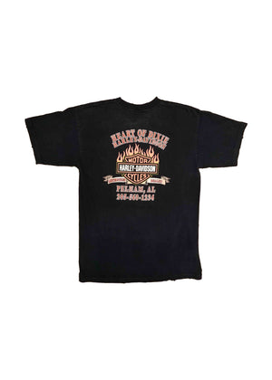 HARLEY DAVIDSON VINTAGE TEE //  HEART OF DIXIE ALABAMA