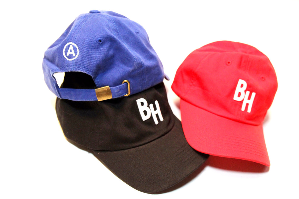 U.S.ALTERATION B.H  BLUE cap