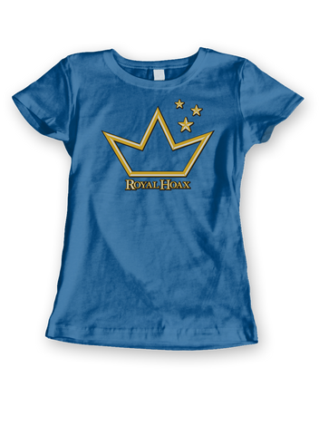 Blue Crown (Ladies)
